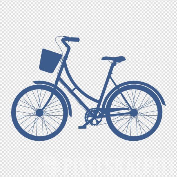 Fahrräder Freisteller