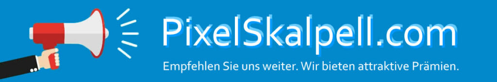 PixelSkalpell Partner Programm